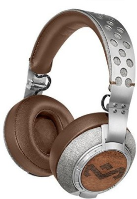 House of Marley Em-Fh041-Sd Liberate Saddle Xlbt Bluetooth Wireless Headphones, Saddle Wired bluetooth Headphones