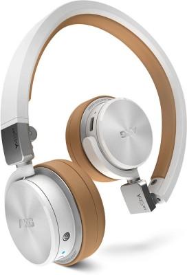 AKG Y45 White Dynamic Headphone Headphones