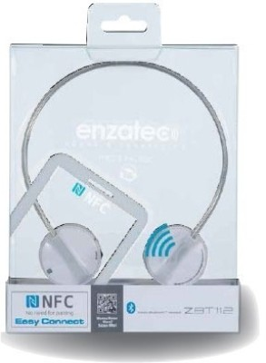 Enzatec ZBT-112 Dynamic High Bass Quality Wireless bluetooth Headphones