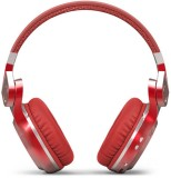 Bluedio T2 Plus Red Dynamic Wired & Wire...
