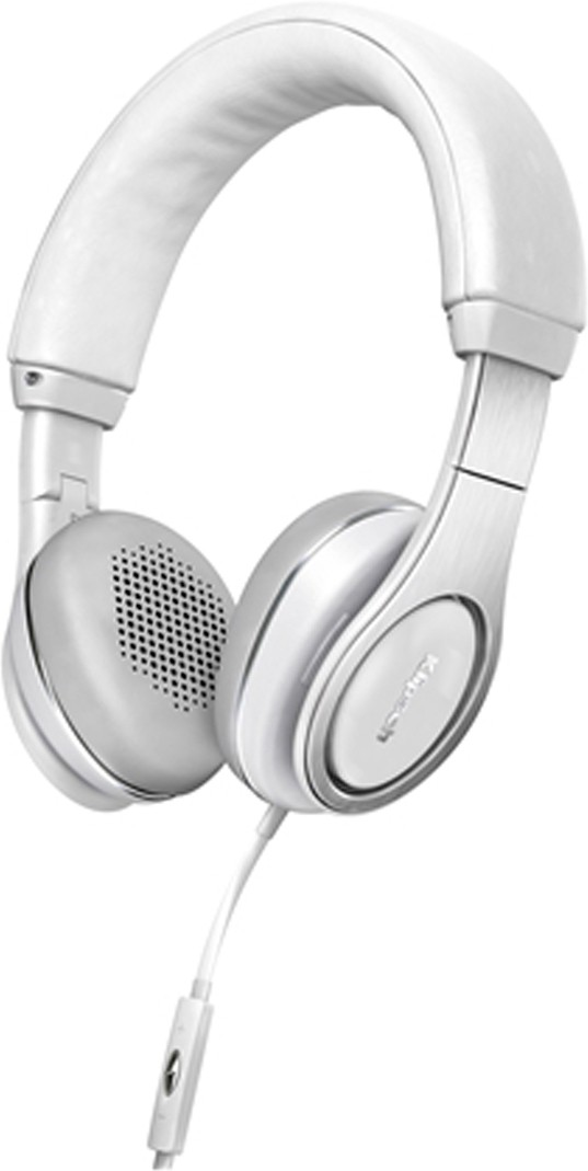 Klipsch Audio Music Wired Headphones(White, On the Ear)