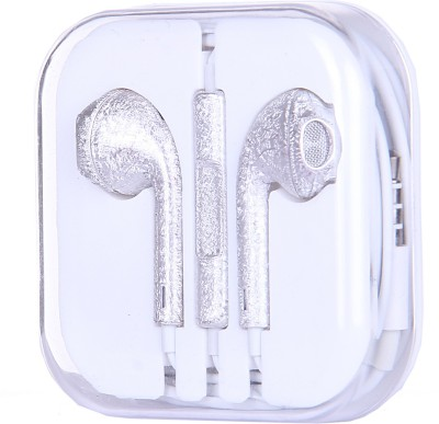 CHKOKKO Floral-EarPhone Dynamic Headphones