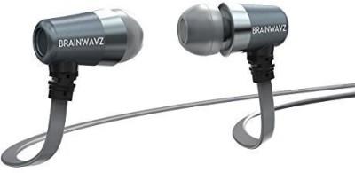 Brainwavz S1 Iem Noise Isolating Earphones With Clearwavz Remote And Microphone For Iphone Ipad Ipod Headphones