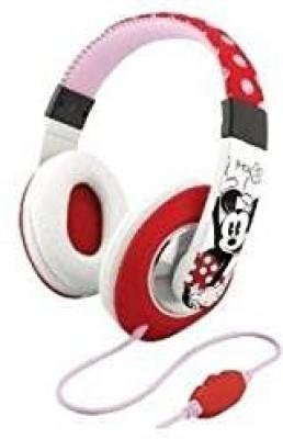 Kiddesigns Ek-Dm-M40 - Minnie Over-The-Ear Headphones Headphones