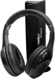 Frontech JIL-1942 Headphones (Black, On ...