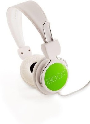 Boom Renegade On-Ear Headphones (/Green) Headphones