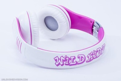 Nikurausa Lil Twist Headphones Pink And Headphones