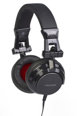 Microlab K380 Wired Headphones
