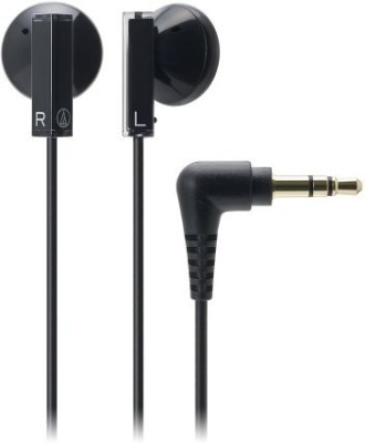 Audio Technica Audio Technica Ath-C101 Bk | Inner-Ear Headphones (Japan Import) Headphones