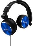 Coby Cvh-804-Nvy Aluminum Foldz Headphon...