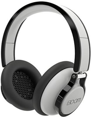 Boom Rogue Over-Ear Dj Headphones With In-Line Controls (/Blue) Headphones