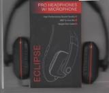 Sharper Image Thr Pro Headphones W/ Micr...