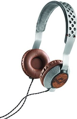 House of Marley Em-Jh073-Sd Liberate Saddle On-Ear Headphones Em-Jh073-Sd Headphones