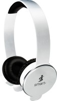 Smart T2 Wired Headphones(Whit