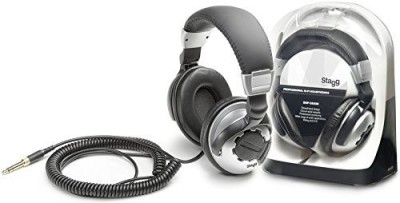 Stagg Shp3500 Deluxe Hifi Stereo Closed-Back Headphones Headphones