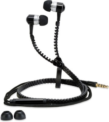 APE Zipper wire Wired Headphones