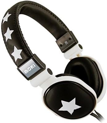 Moki International Moki Acchppoc Rockstar Soft Cushion Headphones Headphones