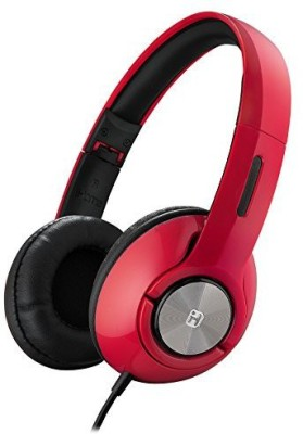 Soundesign Ihome Ib45Rc On-Ear Foldable Headphones With Pouch Headphones