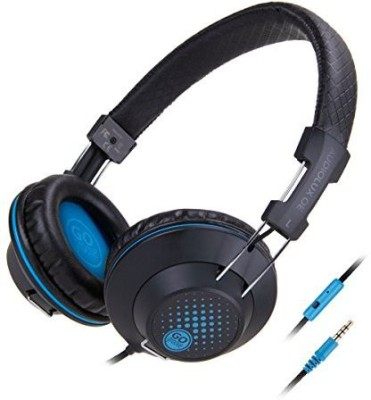 Accessory Power Gogroove Audiolux Oe Stereo Headphones With Noise Isolating Over-Ear Design , Enhanced Bass & Handsfree Microphone For Smartphones , Tablets Headphones
