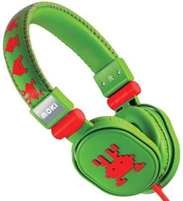 Moki International Moki Acchppof Martian Soft Cushion Headphones Headphones