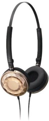 JVC Victor Head-Band Foldable Headphones | Ha-Sp70-N (Japanese Import) Headphones(Black)