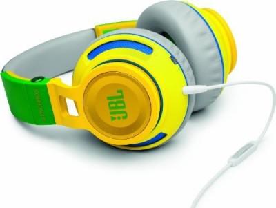 JBL Synchros S500 Powe Over-Ear Stereo Headphones Headphones