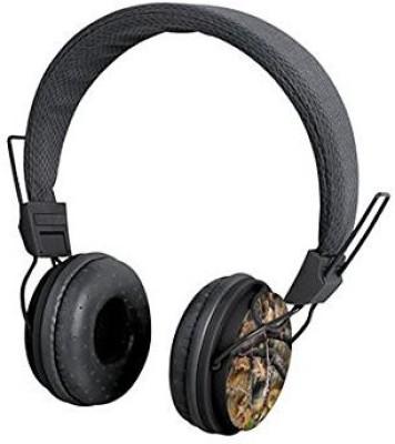 The Black Series Camouflage Noise Isolation Headphones Headphones