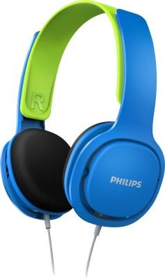 Philips SHK2000BL/00 Kids On the Ear Headphone