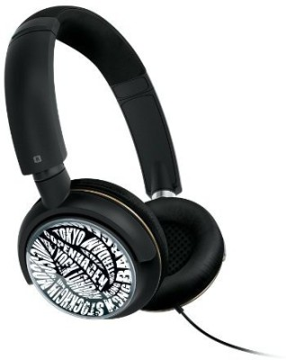 Philips Customer Design Headband Headphones Shl8800/28 (Discontinued By Manufacturer) Wired Headphones