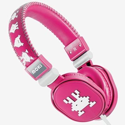 Moki International Moki Acchppog Martian Soft Cushion Headphones Headphones