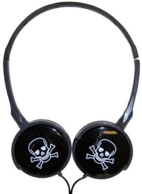 Audiology Bonecrusher Au-Ar204 Over Ear Headphones Headphones