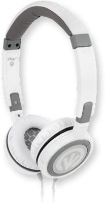 Ifrogz Ep-Fr-Nm-Wht Frequency Headphones Headphones