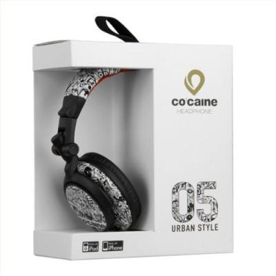 His Hpscus Sound Clash Urban Style Headphones Headphones