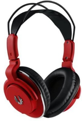 Bitfenix Bfh-Flo-Krsk1-Rp Gaming Headset Headphones(Red)