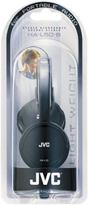 JVC Lightweight Headphones Headphones