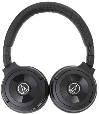 Audio Technica Solid Bass Bluetooth Wireless Stereo Headphone Ath-Ws99Bt Wired bluetooth Headphones