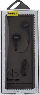 Remax RMHP101_BLACK Headphone Wired Headphones