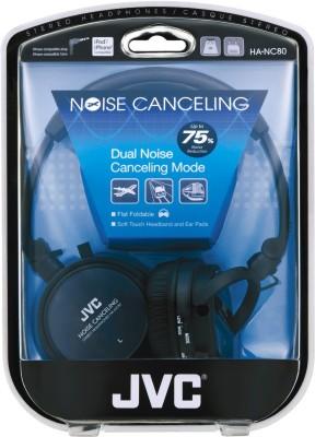 JVC HANC80 Headphone Wired Headphones