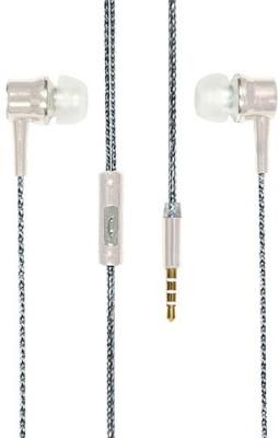 Casotec CM01SV In-Ear Earphones Wired Headphones