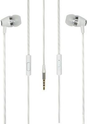 Casotec C04WH In-Ear Earphones Wired Headphones