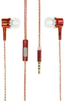 Casotec CM01OR In-Ear Earphones Wired Headphones