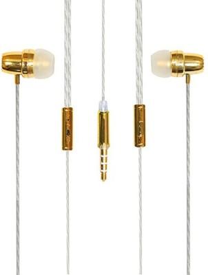 Casotec CN04GD In-Ear Earphones Wired Headphones