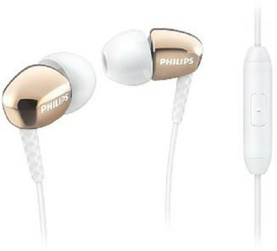 Philips SHE3905GD In-the-ear Wired Headphones