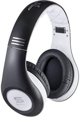 Soul Electronics Se5Blk Elite High Definition Active Noise Canceling Headphones ()- (Discontinued By Manufacturer) Headphones