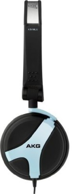 Akg K 518 Le Limited Edition Folding Headphones (Discontinued By Manufacturer) Headphones
