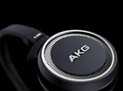 AKG K450 Wired Headphones
