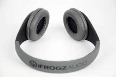 Ifrogz If-Cod-Blk Coda Headphones With Mic Headphones