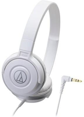 Audio Technica Audio Technica Street Monitoring Portable Headphone Ath-S100 Wh (Japan Import) Headphones