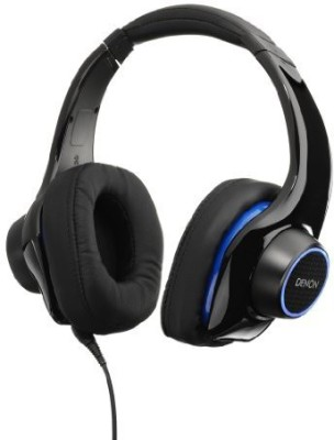 Denon Ah-D400 | Urban Raver Over-Ear Headphones (Japan Import) Headphones