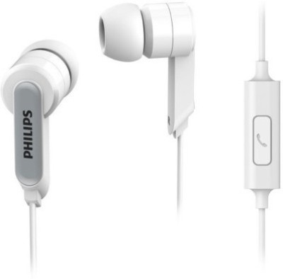 Philips SHE1405WT/94 Wired Headphones